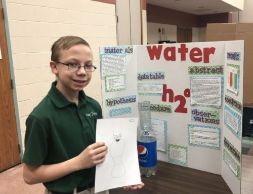 Awesome Job By Our 6th, 7th & 8th Grade Students With Their History Day, STEM Fair And Science Fair Presentations.