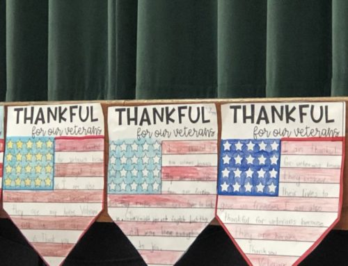 Thank You To All Veterans!