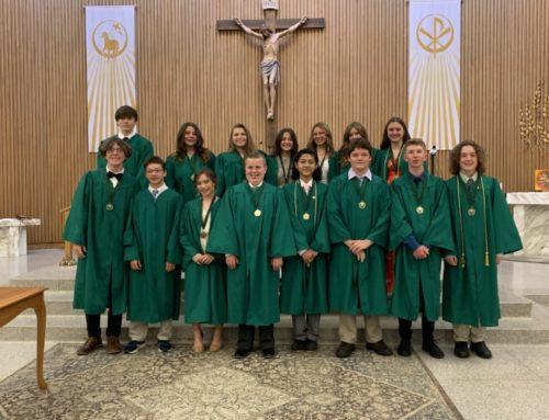 Congratulations To Our 2021 Graduating Class!